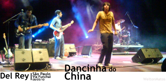 Del Rey - Dancinha do China