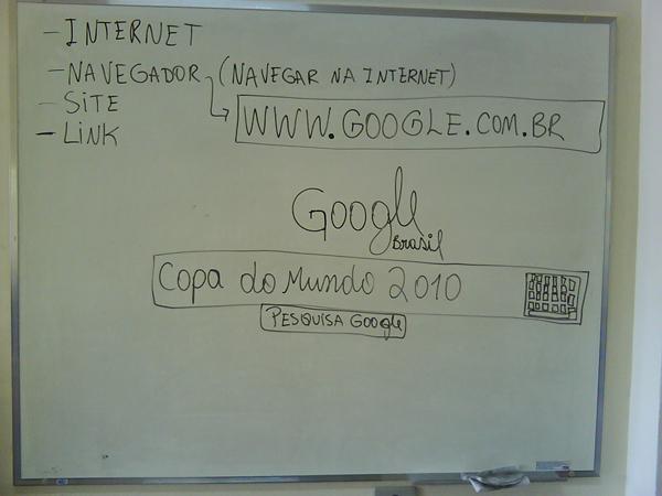 Google: porta de entrada