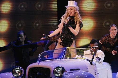 Madonna Volta ao Brasil em 2012
