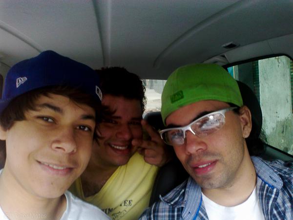 Ricardo Rosa, Eu e o Hyper let's Guarujá...