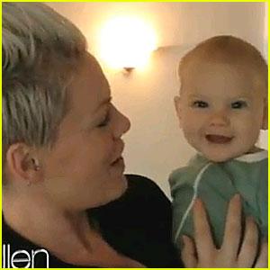 Pink & Willow Hart - Happy Birthday, Ellen DeGeneres!