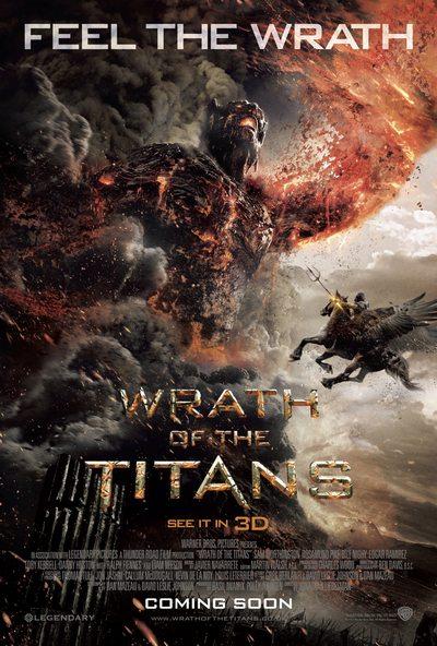 Fúria de Titãs 2: A batalha morna está de volta...