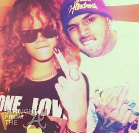 Rihanna e Chris Brown juntos novamente!?