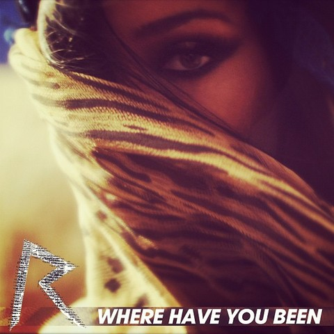 "Rihanna ""Where Have You Been"" Promo"