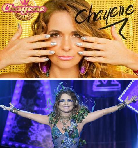 Chayene  – Cheias de Charme