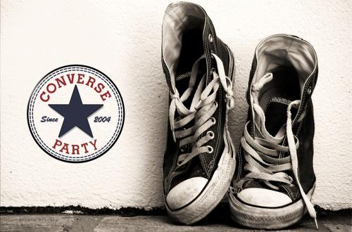 Converse Party - Pausa