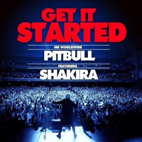 """Get it Started"" a nova música da Shakira com Pitbull!"