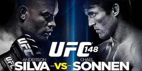 UFC 148 tem Anderson Silva brigando pelo cinturão