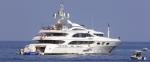Rihanna luxury yacht!