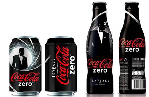 Coca-Cola e 007 – Operação Skyfall