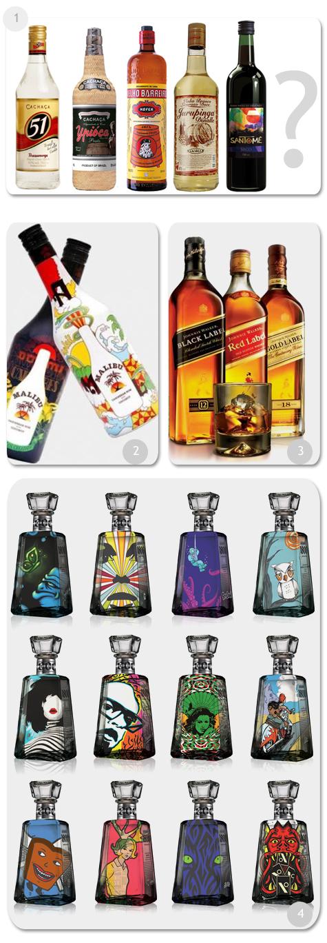 Bebida com gosto de design!