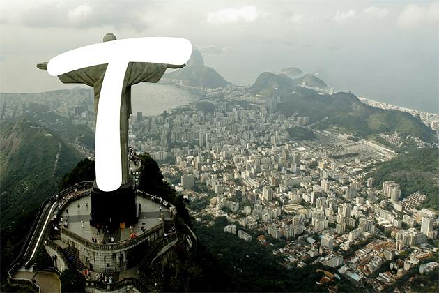 Comitê revela a tipografia dos Jogos Olímpicos Rio 2016