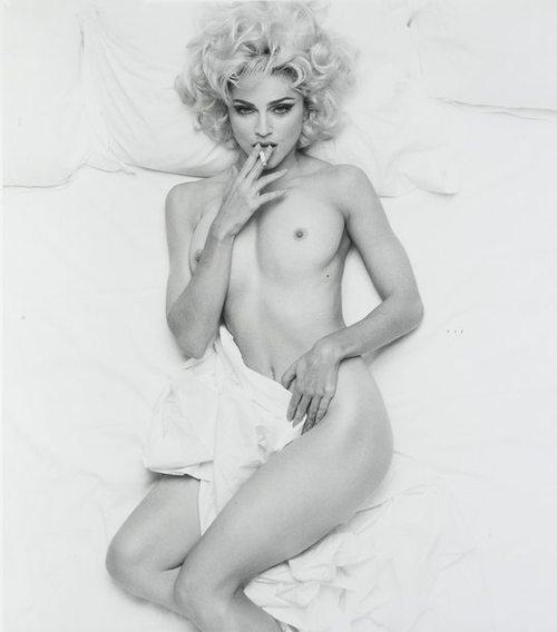 Madonna inspiração e atitude!