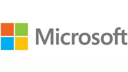 Microsoft muda logotipo.