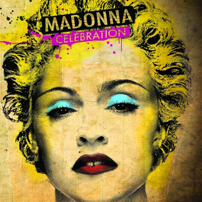 Madonna Celebration - Mr. Brainwash