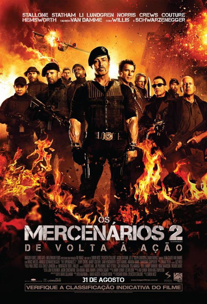 Os Mercenarios 2