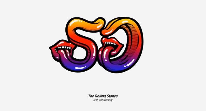 """Designers comemoram 50 anos dos Rolling Stones repensando a """"língua"""""""