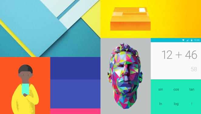Google Material Design - COR