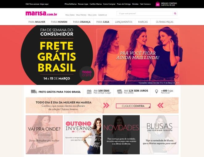 ecommerce_marisa_frete_gratis_welton_matos_design